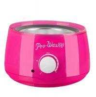 Ohřívač depilačního vosku na plechovky 400ml, 100W růžový