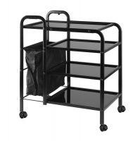 TATTOO stolek 1031 - černý