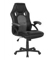 Herní židle Racer CorpoComfort BX-2052  šedá