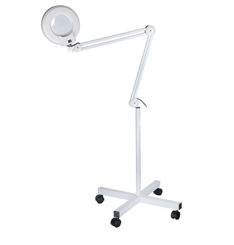 Lampa se zvětšovací lupou 5dpi BN-205
