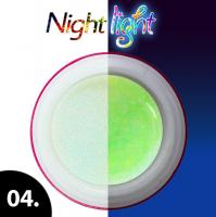 Uv gel na nehty Night light č.04