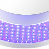LED lampa na nehty 12W bílá