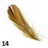 Peříčka na nehty č.14 - 5 ks