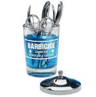 BARBICIDE Skleněná nádoba na dezinfekci 120ml (AS)
