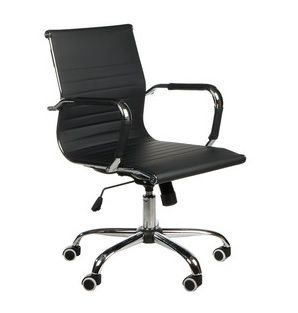 Ergonomické kancelářské křeslo BX-5855 černé