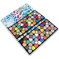Miss Doozy - paleta očních stínů - pouzdro 100 barev YF-9891 (A)