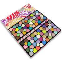 Miss Doozy - paleta očních stínů - pouzdro 100 barev YF-9892 (A)