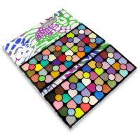 Miss Doozy - paleta očních stínů - pouzdro 100 barev YF-9893