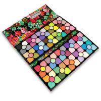 Miss Doozy - paleta očních stínů - pouzdro 100 barev YF-9894