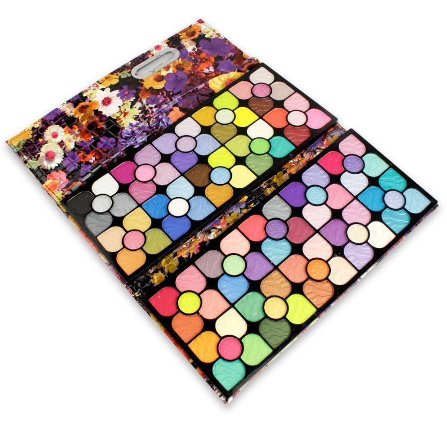 Miss Doozy - paleta očních stínů - pouzdro 100 barev YF-9895