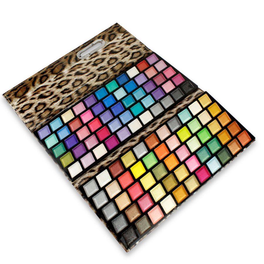 Miss Doozy - paleta očních stínů - pouzdro 110 barev YF-9877