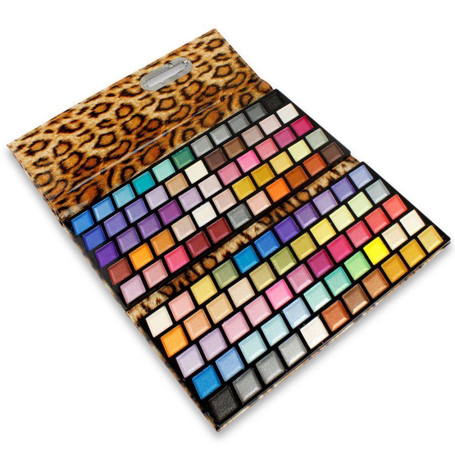 Miss Doozy - paleta očních stínů - pouzdro 110 barev YF-9875