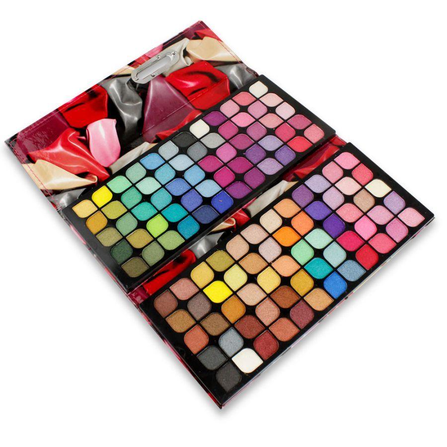 Miss Doozy - paleta očních stínů - pouzdro 120 barev YF-9866