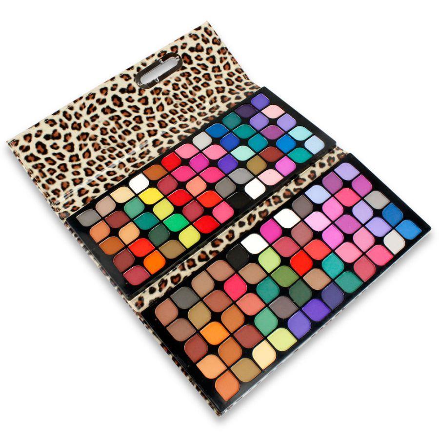 Miss Doozy - paleta očních stínů - pouzdro 120 barev YF-9880