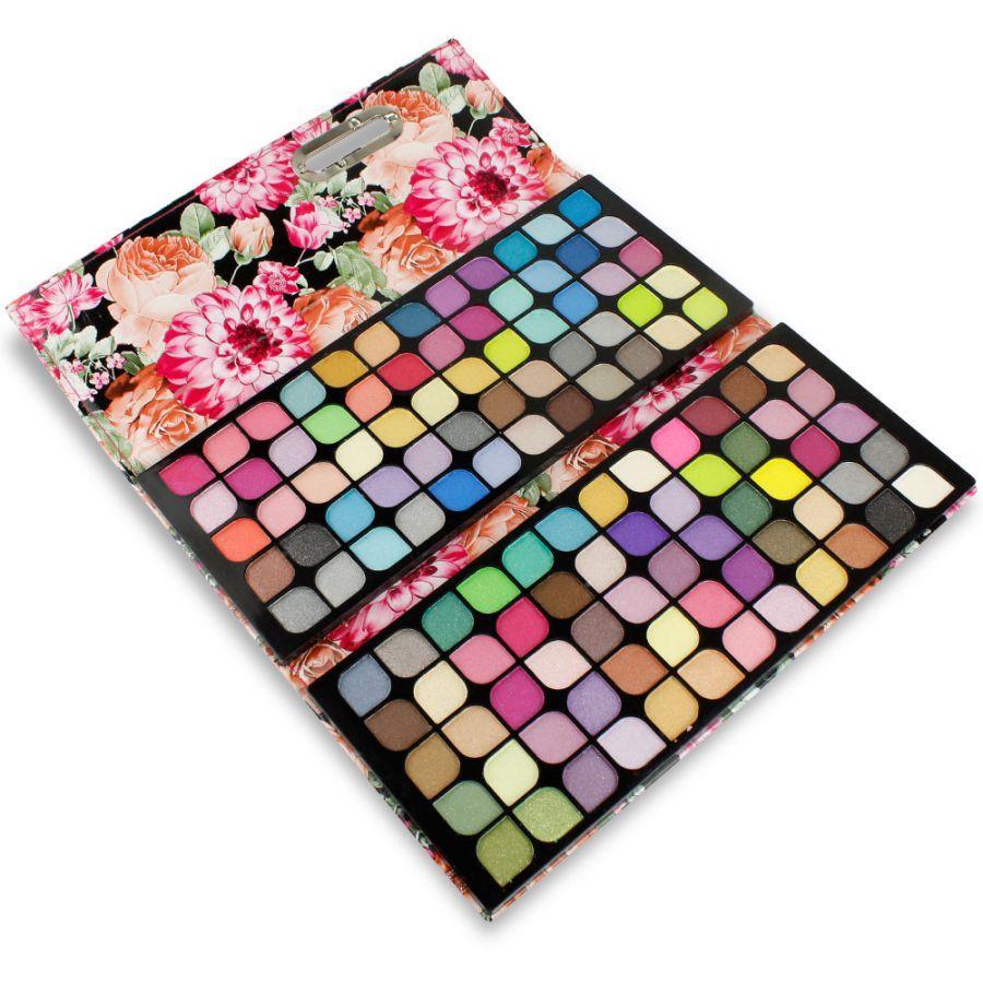 Miss Doozy - paleta očních stínů - pouzdro 120 barev YF-9863