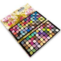 Miss Doozy - paleta očních stínů - pouzdro 120 barev YF-9864