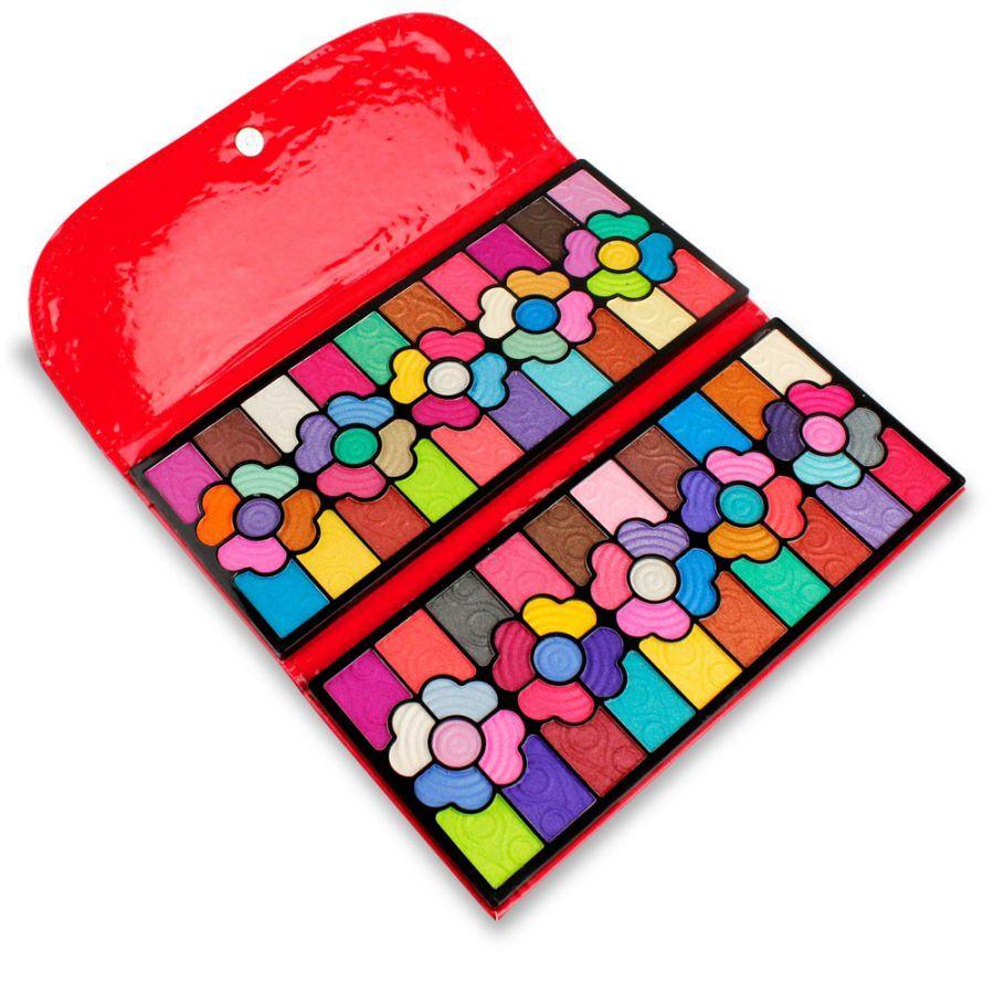 Miss Doozy - paleta očních stínů - pouzdro 90 barev YF-E8645
