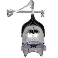 Vysoušecí helma k zavěšení GABBIANO DIV-303W 3 rychlostní IONIC stříbrná (AS)