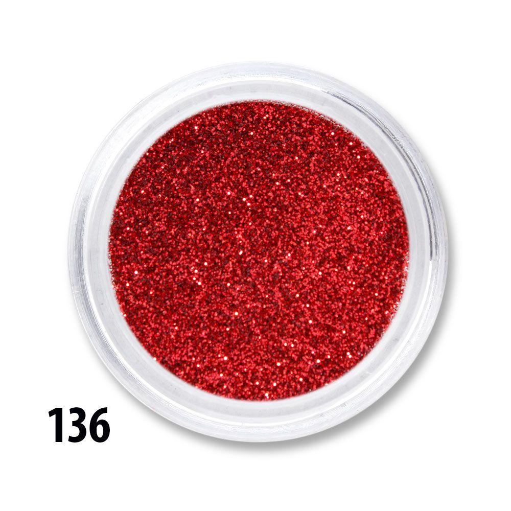 Glitterový prach č. 136 - nádobka