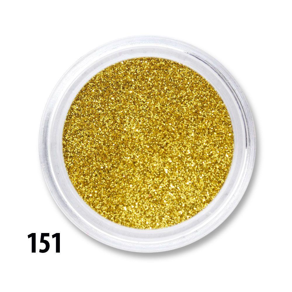 Glitterový prach č. 151 - nádobka