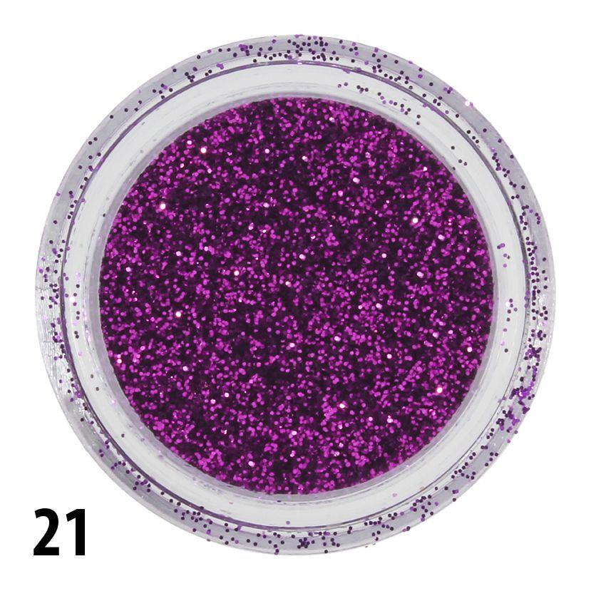 Glitterový prach č. 21 - nádobka