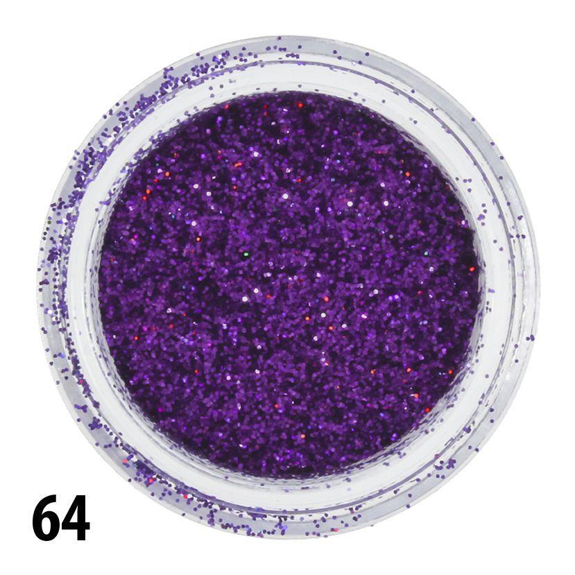 Glitterový prach č. 64 - nádobka