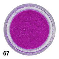Glitterový prach č. 67 - nádobka (A)