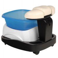 Masážní vanička na nohy AZZURRO s vozíkem
