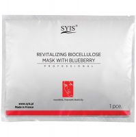 SYIS Revitalizační biocelulózová maska s borůvkami (AS)