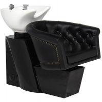 Kadeřnický mycí box GABBIANO LONDON černý (AS)