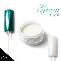 05. Chromatic pigment - GREEN OPAL - Chromový efekt (A)