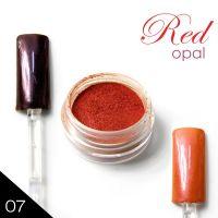 07. Chromatic pigment - RED OPAL - Chromový efekt (A)
