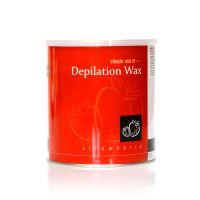Depilační vosk z Řecka SIMPLE USE jahodový - plechovka 800ml (A)