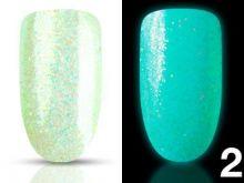 2. EFEKT mořské panny - neonový UV efekt - miska