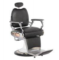 Barbers křeslo MOTO STYLE černé (AS)