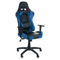 Herní židle RACER CorpoComfort BX-3700 modrá (BS)
