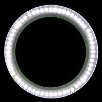 Lampa s lupou ELEGANTE 6014 60 LED SMD 5D na stativu