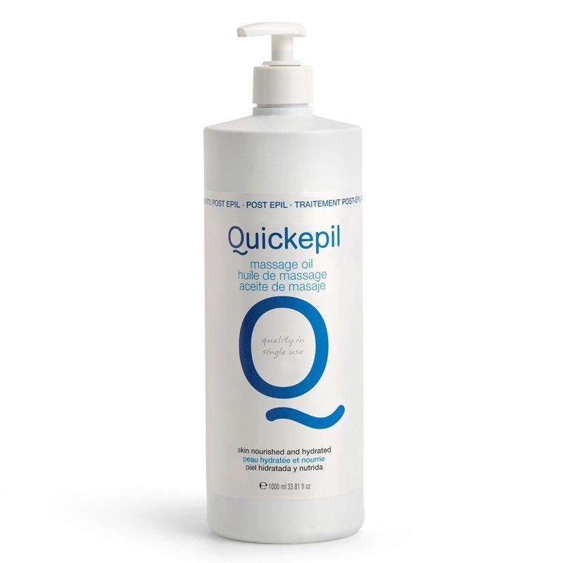 Masážní olej po depilaci QUICKEPIL 1000ml