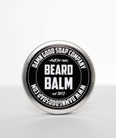 Balzám na vousy DAMN GOOD SOAP - Beard Balm Original 50ml (B)