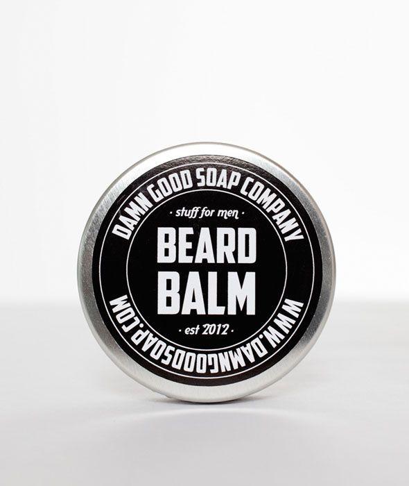 Balzám na vousy DAMN GOOD SOAP - Beard Balm Original 50ml