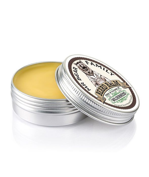 Balzám na vousy MR. BEAR - Beard Balm Wilderness 60ml