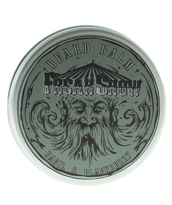 Balzám na vousy PAN DRWAL FREAK SHOW - Basil & Blackberry 40g