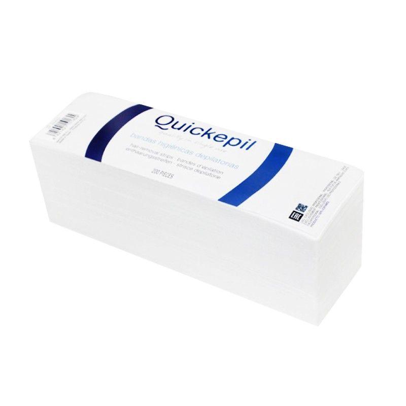 Depilační pásky QUICKEPIL 23x7,5cm, 200ks