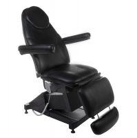Elektrické kosmetické křeslo AMALFI BT-158 černé (BS)