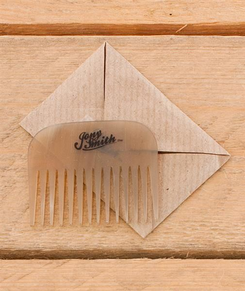 Hřeben na vousy THE BRIGHTON BEARD Co. - Beard Rake