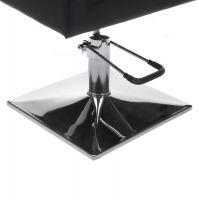 Kadeřnické křeslo MILO BH-6333 černé
