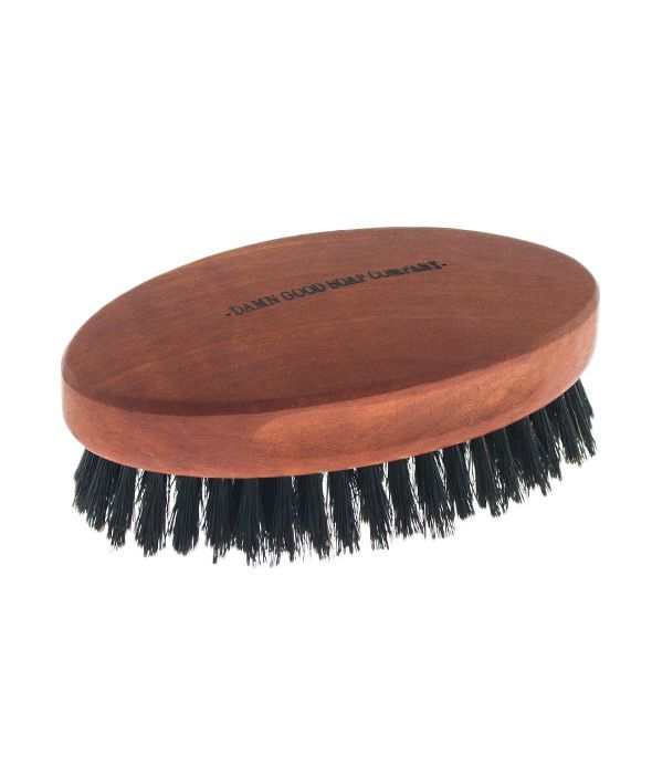 Kartáč na vousy DAMN GOOD SOAP - Beard Brush