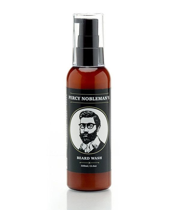 Šampon na vousy PERCY NOBLEMAN - Beard Wash 100ml