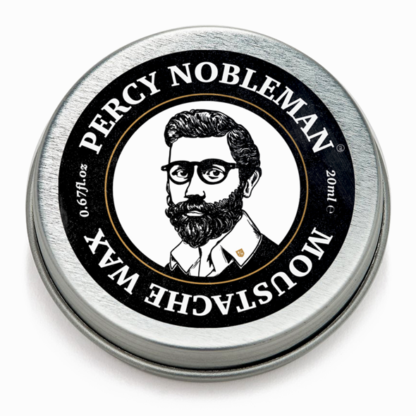 Vosk na kníry PERCY NOBLEMAN - Moustache Wax 20ml