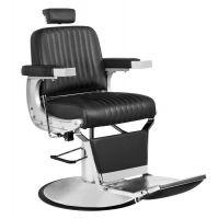 Barbers křeslo GABBIANO CONTINENTAL černé (AS)
